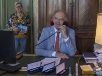 Lintjes voor Hans Burkels, Chris Elsinga en Willem Visser