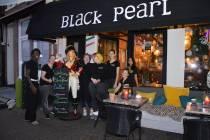 Black Pearl brengt Caribische sferen in Harlingen
