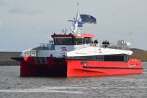 Duitse rederij neemt veerboot af van Thecla Bodewes Shipyards
