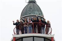 Vuurtoren Harlingen 12,5 jaar hotel