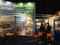Harlingen Seaport in Ahoy Rotterdam