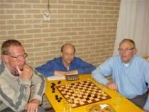 Willem Leijenaar sneldamkampioen