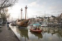 Expeditieschip Willem Barentsz stopt met loterij