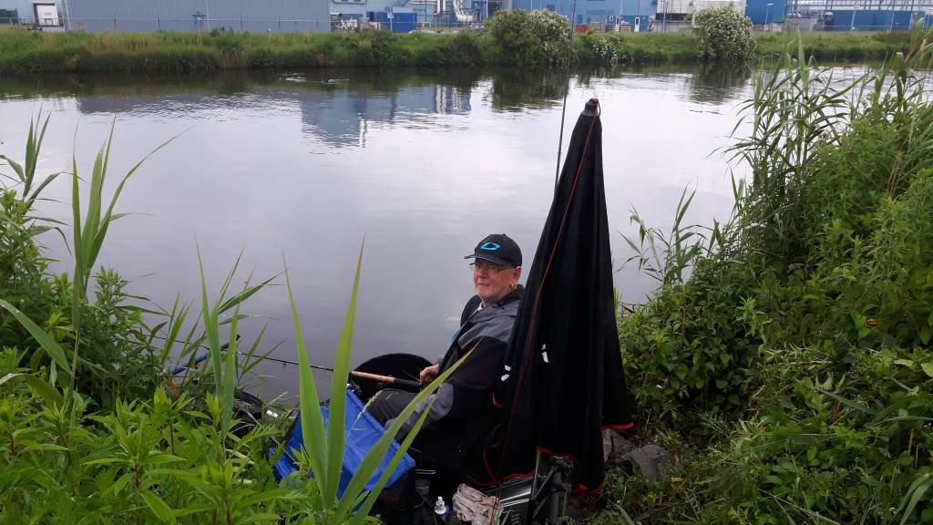 Piet Topma, tweede plaats vak A.