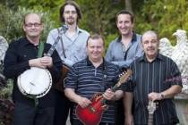 The Fureys and Davey Arthur in Trebol