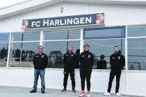 Nieuwe hoofdtrainer fc Harlingen Vrouwen 1