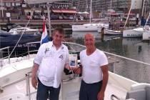 Scheepvaart verheugd over uitvinding Peet Karsten