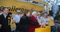 Eerste Friese Wadden Jumbo geopend op Terschelling