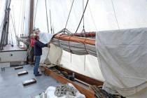 Bruine vloot klaar voor winter