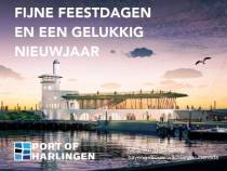 Port of Harlingen toont plan voor Waddenpromenade