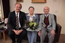 Marten en Jo zestig jaar samen