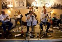 Perfect samenspel kracht van de Second Life Jazz Band