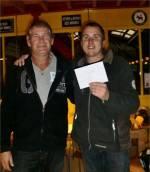 Wouter Hoekstra en Jan van Aalderen winnen Boulodrome toernooi