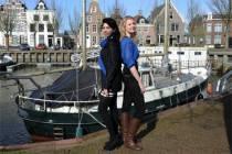 Twee Harlinger meiden in halve finale Miss Friesland