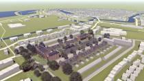 Nieuwbouw Plan Zuid fase 3 92 woningen en appartementen