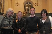 Johan Noorloos brengt voorstelling in Grote Kerk