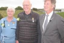 Echtpaar Hofstra lid in de Orde van Oranje-Nassau