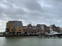 Ophef over zonnepanelen aan de Zuiderhaven