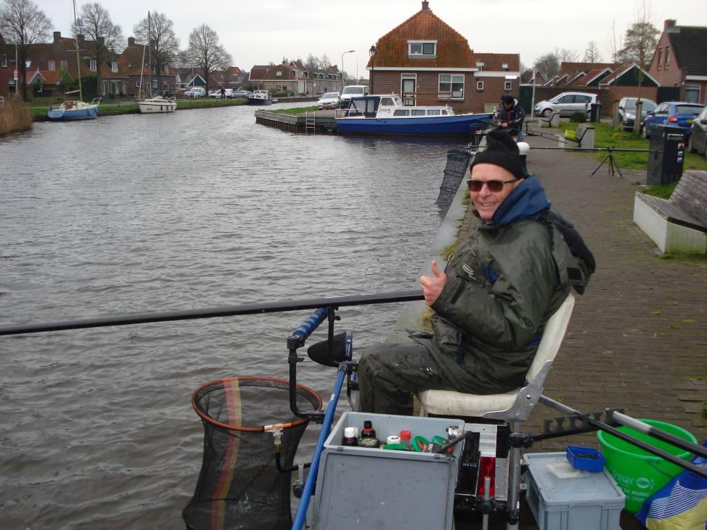 Siem Vos, winnaar van de wedstrijd.(Foto: Rob den Boer)