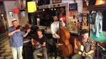 Kaiser Swing Quartet brengt gipsy jazz naar Harlingen