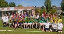 E.P. de Boerschool en obs Middelstein winnen Schoolkaatsen