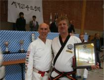 Bauke Dijkstra Master vierde dan