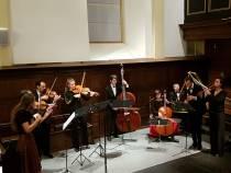 Sprankelend optreden Ensemble Odyssee in Kimswerd