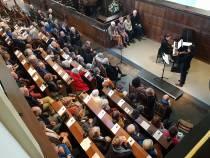 Concert Shunske Sato en Shuann Chai trekt volle Laurentiuskerk