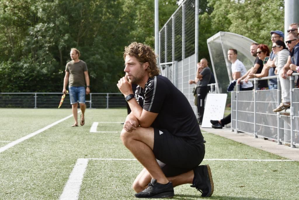 Ane Schaap is met ingang van het seizoen 2021-2022 de nieuwe hoofd jeugdopleiding bij Zeerobben. (Foto: Frans  Bode)
