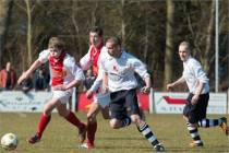 Harlingen verliest in Jubbega