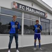 Nieuwe spelers fc Harlingen 1