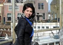 Harlingse Erica Brandes naar finale Miss Friesland
