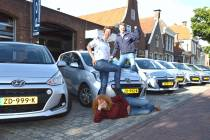 Nieuw wagenpark voor Autoverhuur Van der Pol