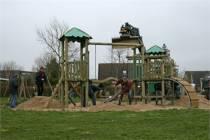 Vernieuwde speeltuin Groot Ropens