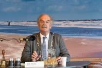 Burgemeester Roel Sluiter stopt in mei 2021