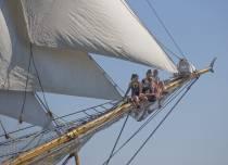 Onderweg naar de Tall Ships Races Harlingen 2022