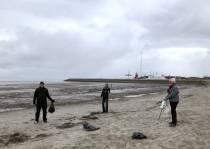 Goede voornemens: schoon strand