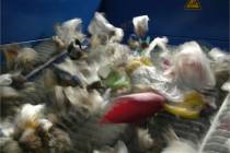 Omrin: 62% van huishoudelijk afval gerecycled