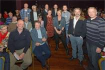 Najaarsvergadering Oud Harlingen