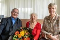 Pierre en Erna Wispelaere-Haskar 60 jaar getrouwd