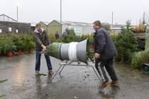 Tuincentrum Van der Meer gaat verhuizen