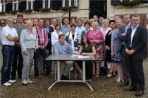 Ondernemers tekenen voor Koploperproject in Westergozone