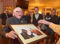 Jan Murk de Vries viert 92e verjaardag op 11-11-?11