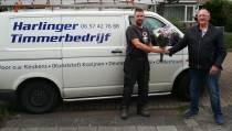 Harlinger Timmerbedrijf winnaar van Vitessesponsor Competitie 2020