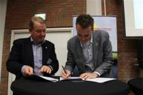 Flevodruk Harlingen sponsort Energy Solar Challenge