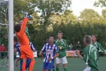 SC Heerenveen in slotfase langs Zeerobben