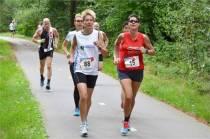 Lopers maken kilometers in Drenthe