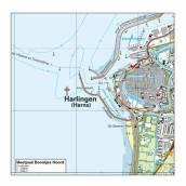 Rijkswaterstaat peilt baggerslib bij Harlingen